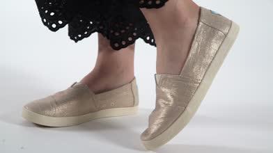 Damen Gold toms Avalon Flats | schuh