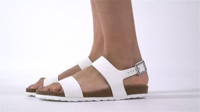 d659a8199 womens white red or dead viscount ii sandals | schuh