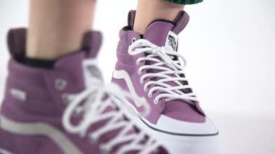 vans lilac sk8 hi mte 2.0 dx trainers